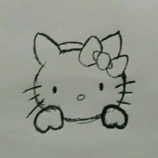 儿童画 简笔画 手绘 线稿 320_320